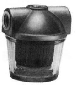 Filtro gasoleo h-h 3/8
