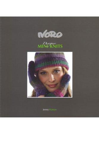 Noro Mini Knits Knitting Book from Noro