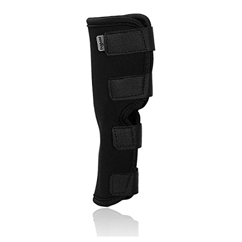 WSGEE Dog Canine Rear Leg Knee Brace Hock Joint Arthritis Wrap for Heals Prevents Injuries Sprains Helps with Loss of Stability - M