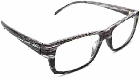 1.50 Pewter Bifocal Designer Semi Rimmed Reading Glasses Pewter or Gold Spring Hinges 251