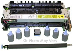 Transfer Hp Accessory Kit (HP H3973-60001 OEM - Maintenance kit (120V) - Includes Fuser Assembly, transfer)