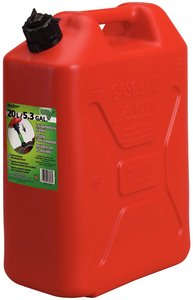 Scepter ECO Jerry Can with Child Resistant Closures (5-Gallon, Military Style)