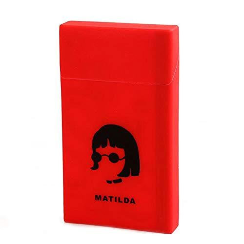 Cigarettes True Homme 20 nbsp;cigarettes Pour Qui ying Les Cigarette C Fumées À Et Étui Femme Amis Silicone Box En twxtqrFP