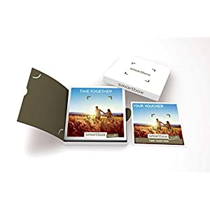 Buyagift Time Together Gift Experiences Box – 995 for couples to create special moments together