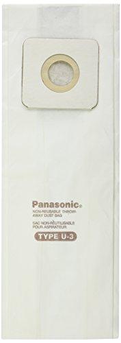 (Panasonic Pana Type U3 Upright Paper Bag (Pack of 3))