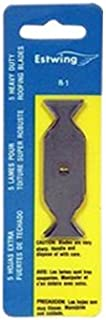 product image for Estwing R-1 Replacement Blades, Fit Roofing Knife RK-7, 2.5-Inch, 5-Pack