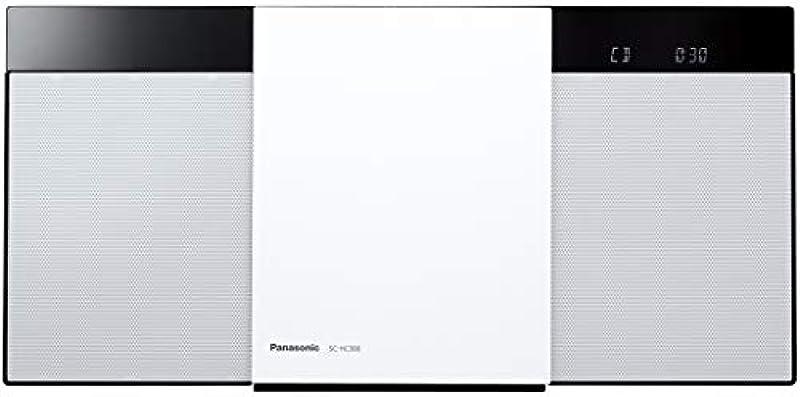 파나소닉 블루투스 미니 컴포넌트 SC-HC300 (2색상)