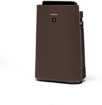 Sharp UA-HD40E-T Purificador de aire con tecnología Plasmacluster-Ion, función humificador, tres niveles de filtro: prefiltro, olores y HEPA, sensor de polvo, humedad y temperatura, hasta 26 m2: Amazon.es: Hogar