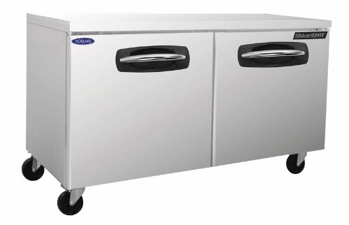Nor-Lake NLUR60 Advantedge Undercounter/Worktable Refrigerator-NLUR60