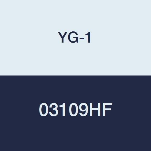 YG-1 03109HF HSS End Mill TiAlN-Futura Finish Extended Length 3//4 2 Flute 5-3//8 Length