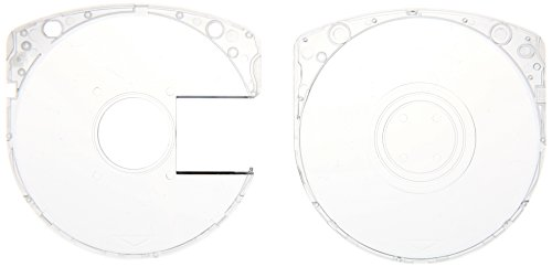 - Generic 10X Replacement UMD Game Disc Case Shell (804551664342)