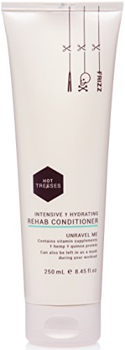 Natural Vegan and Cruelty Free Conditioner ::: Intensive and Hydrating Rehab Conditioner, 8.45 fl.oz