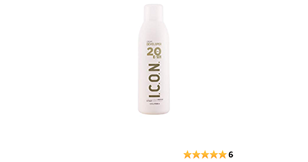 Icon Ecotech Color Cream Developer 20 Vol. Tratamiento Capilar - 1000 ml (1256-72162)