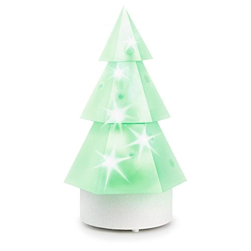 Hallmark Christmas Xkt1554 Small Twinkling Starlight Tree Decoration