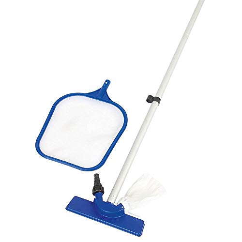 Bestway Above Ground Pool Vacuum and Skimmer Head Cleaning Accessories Kit -  88418