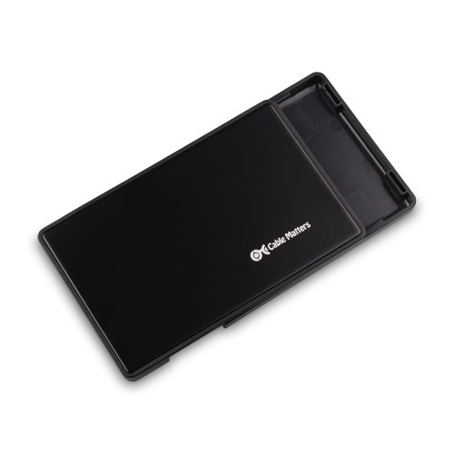 Cable Matters SuperSpeed USB 3.0 to 2.5 Inch SATA Tool-Free Hard Drive Enclosure