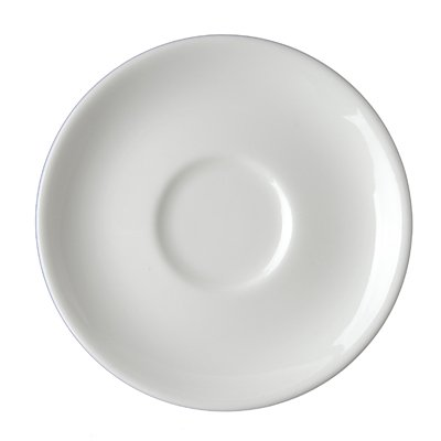 Tria Demi Saucer, Bone China, 36 per case by Tria