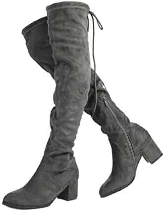 76c4fa919e6f1 Shopping Zip - Last 90 days - Over-the-Knee - Boots - Shoes - Women ...