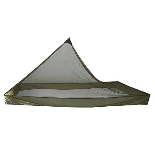 ためらう大学生盆Fenteer ポータブル キャンプ ハンモック 蚊帳テント ハンギング スリーピングキャノピー 全3色