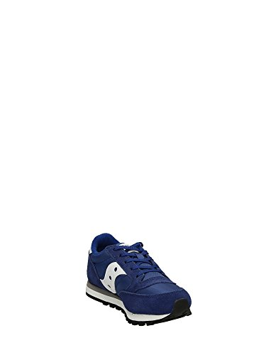 Blue White Saucony Boy Low Sneakers Jazz Waw8Uzf