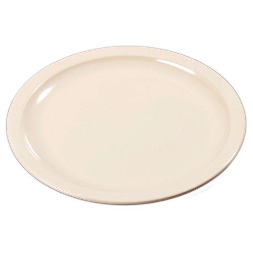 Carlisle Kingline Pie Plate, Tan (Tan Pie Plate)