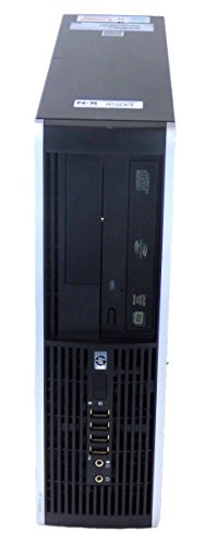 HP Elite 8000 SFF C2D 3.0ghz 4GB 250GB Windows Pro 64 Bit, SFF Desktop (Certified Refurbish)