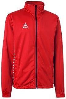 Select Zip Jacket Mexico Veste de survêtement Adulte Unisexe, Red, 10/12 Years