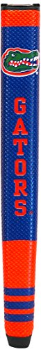Team Golf NCAA Florida Gators Golf Putter Grip with Removable Gel Top Ball Marker, Durable Wide Grip & Easy to - Florida Putter Gators Cover