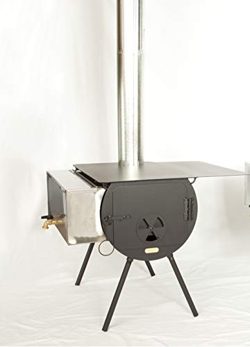 Cylinder Stoves Outfitter Wood Stove Package