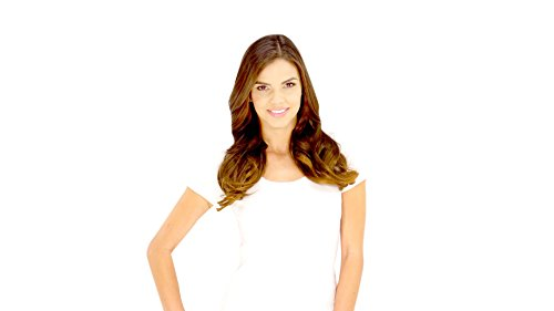 Secret Extensions Double Volume, Light Brown, 16 inches / 70g of Hair