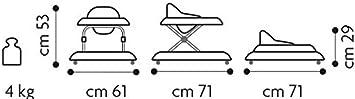 Br/èves 553/Trotteur Skylab rose