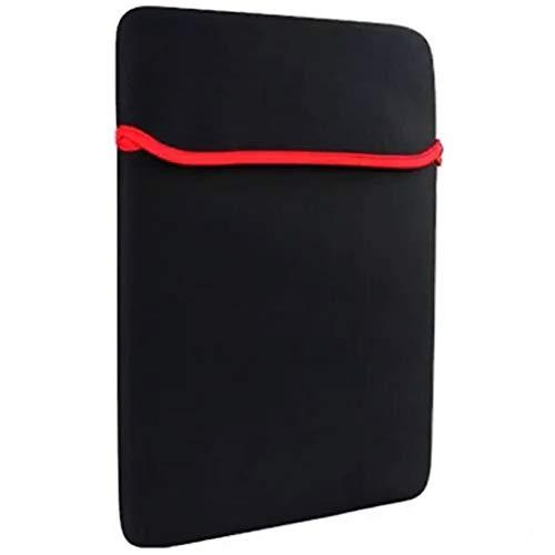 Gibbon™ Reversible 14 Inch Laptop Sleeve  Black