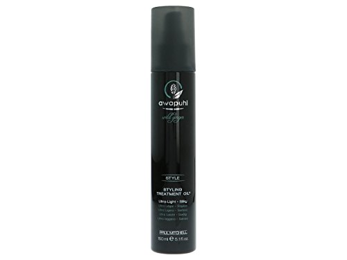Price comparison product image Awapuhi Wild Ginger Styling Treatment Oil, 5.1 fl. oz.
