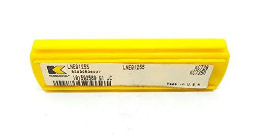 Kennametal LNEQ 1255 Hartmetall-Einsätze KC720 Frässpitzen #SK1, 5 Stück