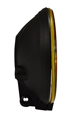 HELLA 005750512 500 Series Amber Driving Lamp (Single) by HELLA (Image #2)