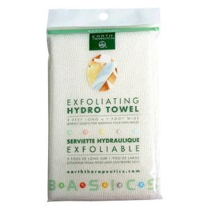 Earth Therapeutics Hydro Exfoliating Towel, 1 each (Pack of 2) by Earth Therapeutics (Image #2)