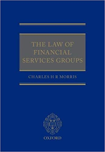 The Law of Financial Services Groups - Original PDF