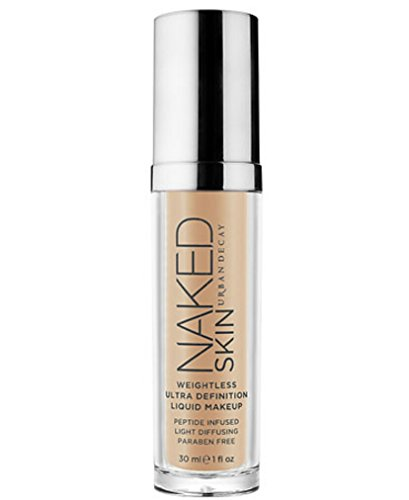 UD Naked Skin Weightless Ultra Definition Liquid Makeup Foundation - Shade 3.0