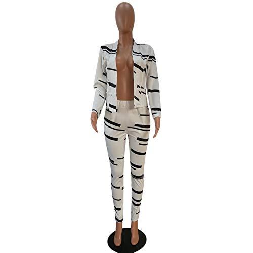 Two Spring Long Rompers Sleeve Printed Womens Jumpsuit 8qAazxRn