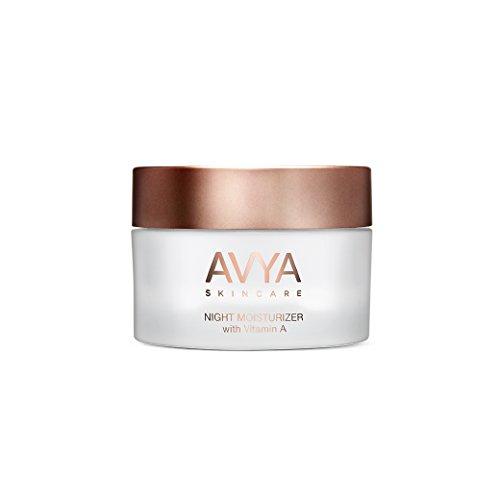 AVYA Skincare Night Moisturizer (with Vitamin A/Retinoids)1.7oz – Deep overnight hydration, no irritation, even skin tone, anti-inflammatory benefits using ancient antioxidants for all melanin levels. For Sale