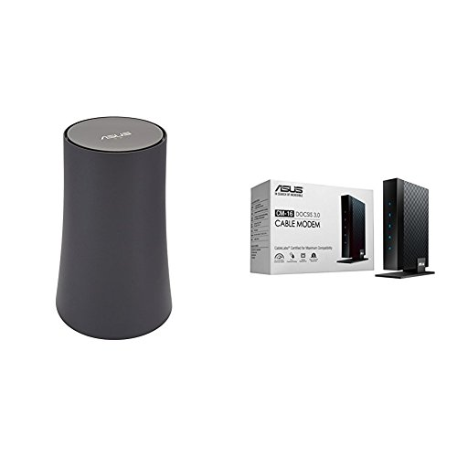 Asus AC1900 Dual band Wireless router  with DOCSIS 3.0 16X4