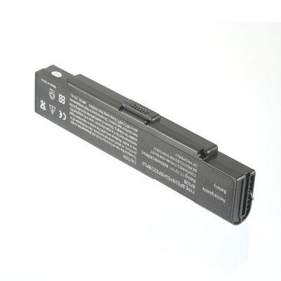 Li-ION Laptop Battery for Sony Vaio PCG-6D1L PCG-6F1L PCG-6P2L PCG-7A2L PCG-7D2L PCG-7F1L PCG-7R2L PCG-7Y2L VGN-C1S/P VGN-FE VGN-FE880E/H VGN-FE890 VGN-FS VGN-FS640 VGN-FS920 VGN-N VGN-S150 VGN-S260