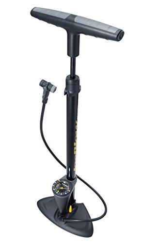 Topeak Joe Blow Max Hp Floor Pump (Black) (Bicycle Floor Pump Topeak)