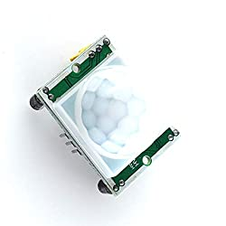 HW-416 HC-SR501 Human Body Infrared Sensor Module Pyroelectric Infrared Sensor Imported Probe