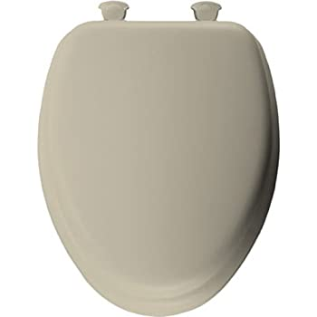 Bemis 1500ec006 Molded Wood Elongated Toilet Seat With