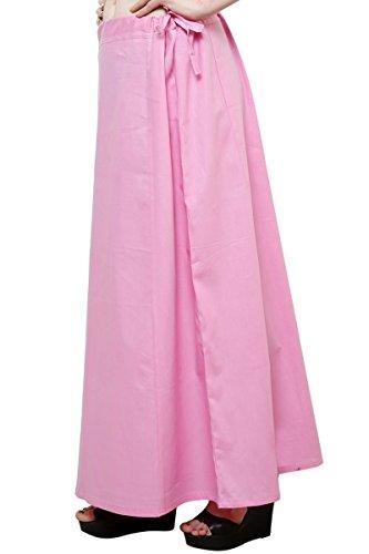 Navyata - Falda - Skort - para mujer rosa claro