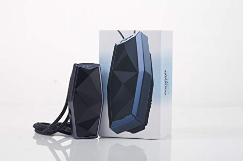 Aviair Travo Pur Personal Portable Air Purifier/Negative Ion Generator Eliminating Germs, Dust, Viruses, Bacteria,Allergens, Mold, and Odors (Include Car Vent Mount Station and USB Cable)
