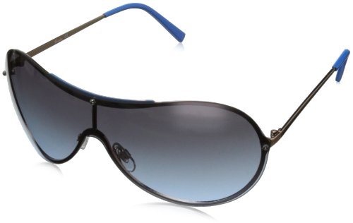 union-bay-womens-u503-shield-sunglassesrose-gold-blue157-mm