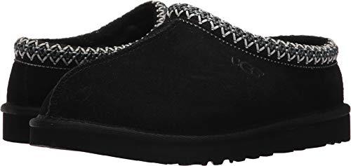 Tasman Black Suede Slippers - 10 D(M) US ()