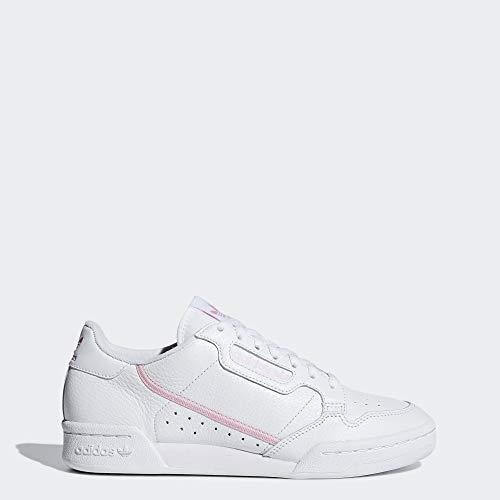 超好搭小白鞋,adidas Originals C80 女款运动鞋